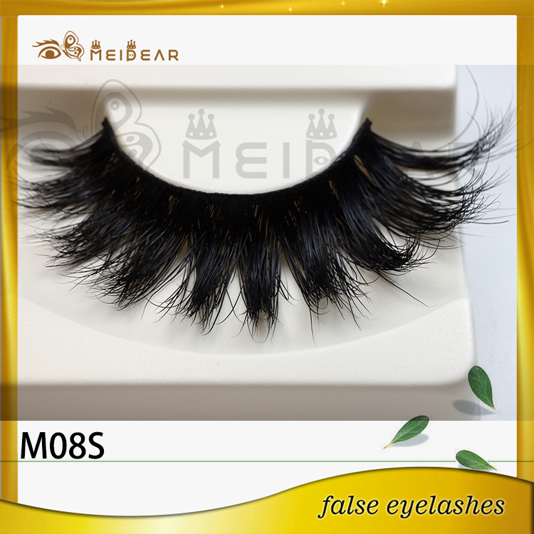 Wholesale charming and lovely super mink lashes